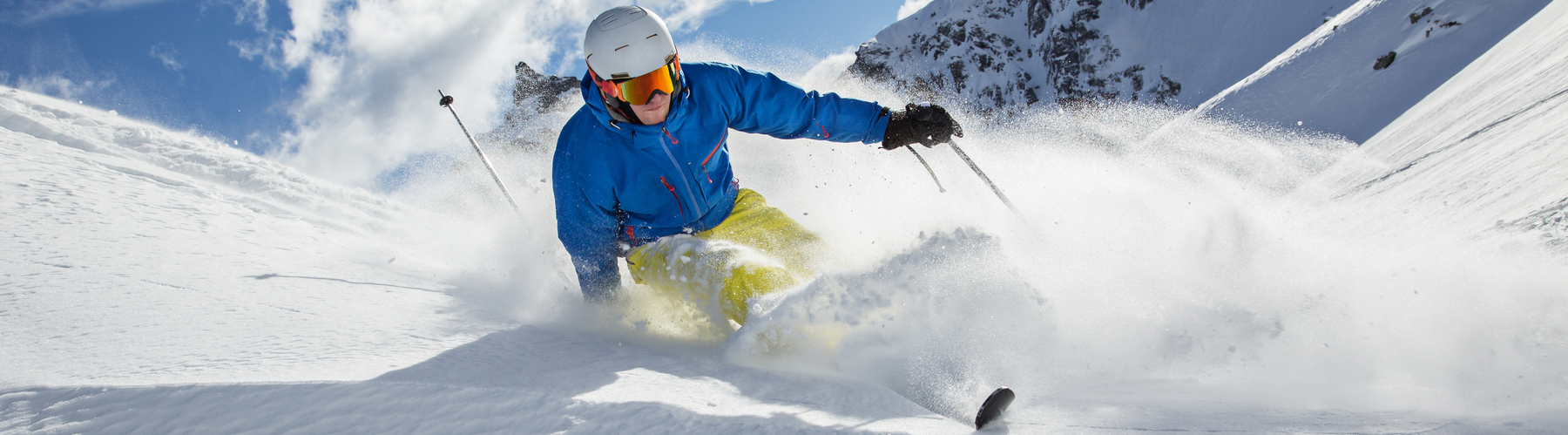 Skiing holidays from Belfast