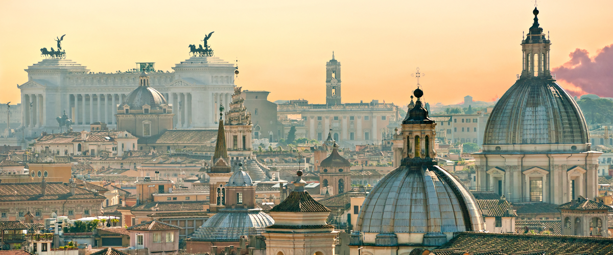 Tailor made luxury holidays to Rome