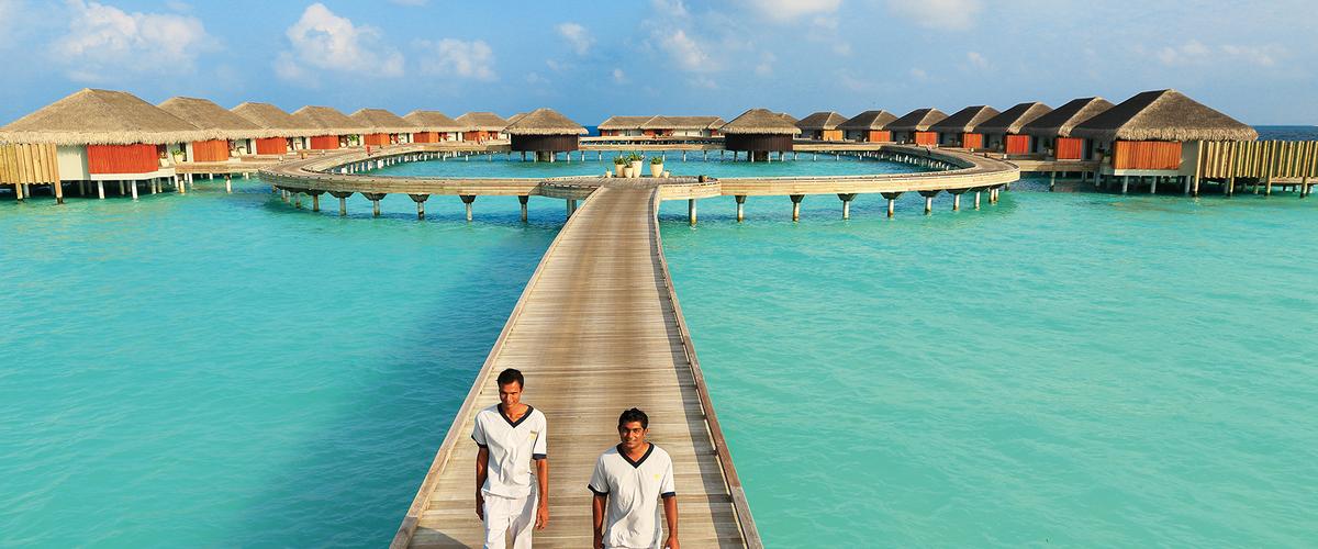 Velaa Water Pool Villas