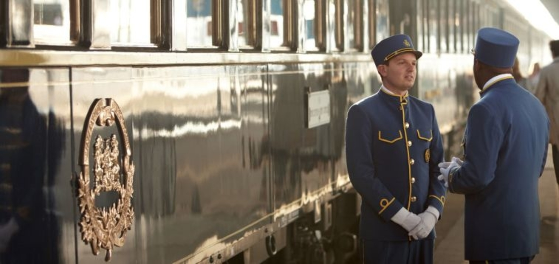 Experience luxury on the Orient Express
