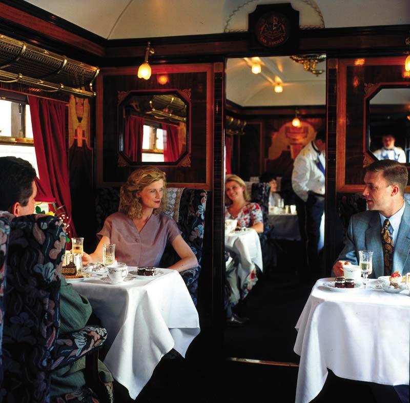 Venice, Paris & The Orient Express