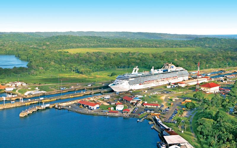 Panama Canal & Caribbean Cruise