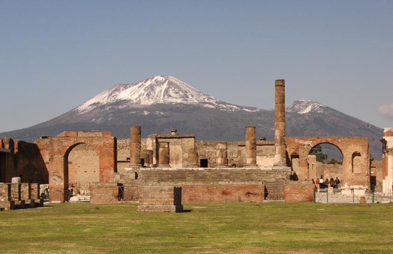 Sorrento, Amalfi Coast, Pompeii & Vesuvius