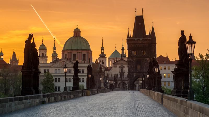 Prague - 4* Ehrlich Hotel