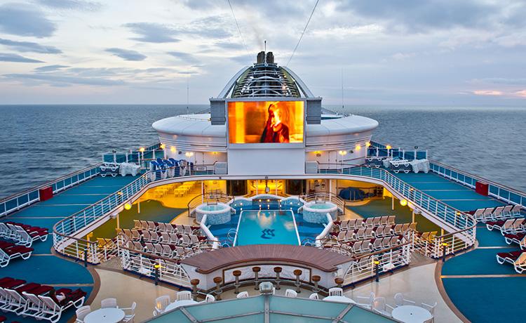 Princess Cruise - Eastern Caribbean Cruise