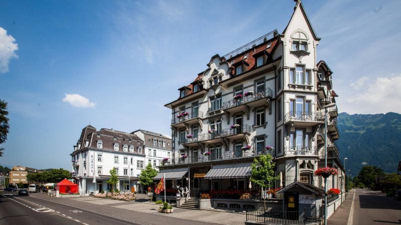 Switzerland - 4* Hotel Carlton Europe