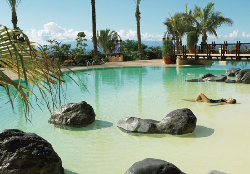 Tenerife - 5* Ritz Carlton, Abama