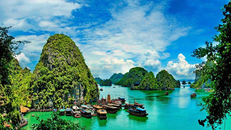Singapore, Vietnam & Thailand cruise n Stay