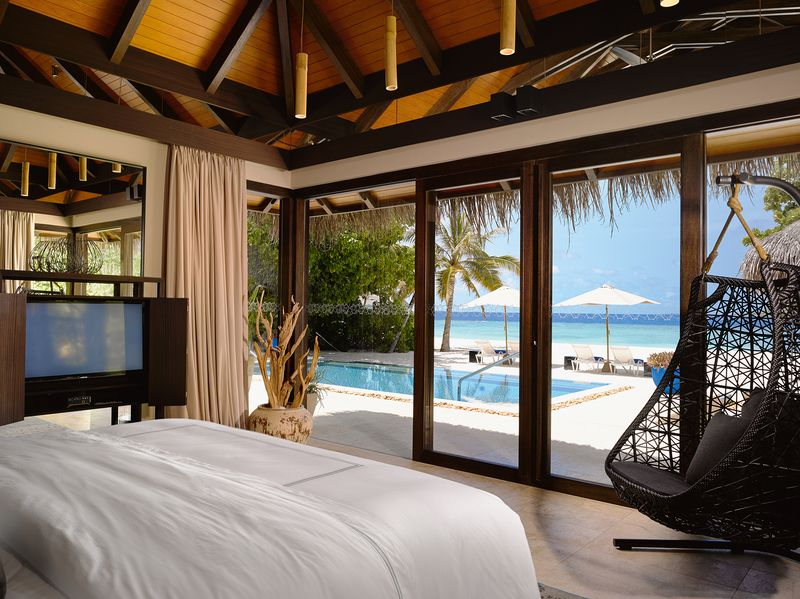 Maldivian Retreat