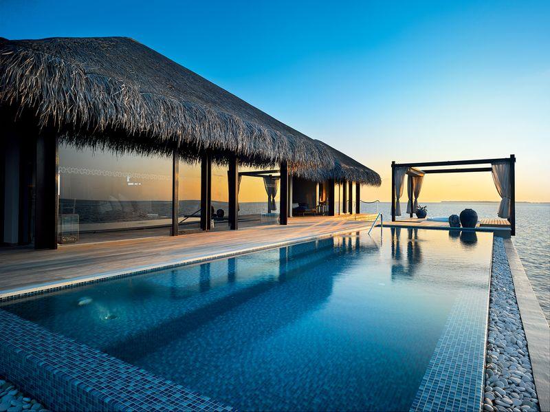 velaa ocean pool house