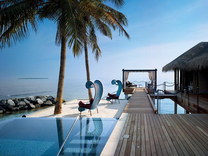velaa romantic pool residence