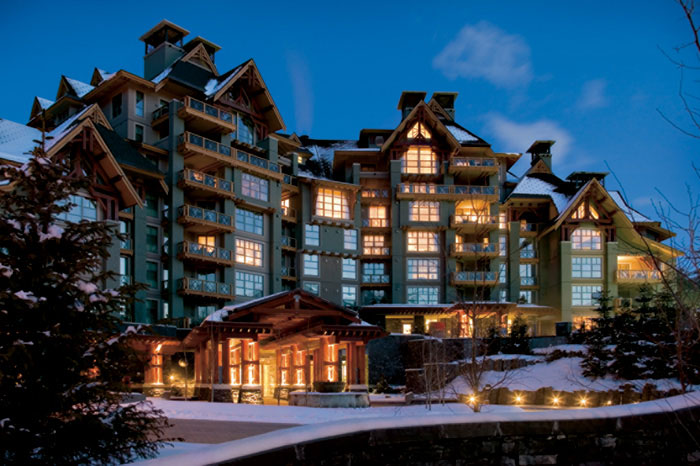Whistler Canada - 5* Four Seasons Resort